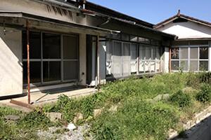 宮城・仙台の庭づくりなら泉伊藤造園   空家・空地の管理