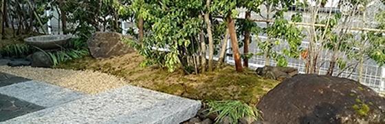 宮城・仙台の庭づくりなら泉伊藤造園