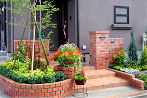 宮城・仙台の庭づくりなら泉伊藤造園   外構工事設計/施工