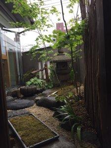 宮城・仙台の庭づくり泉伊藤造園 | 施工事例_店舗坪庭